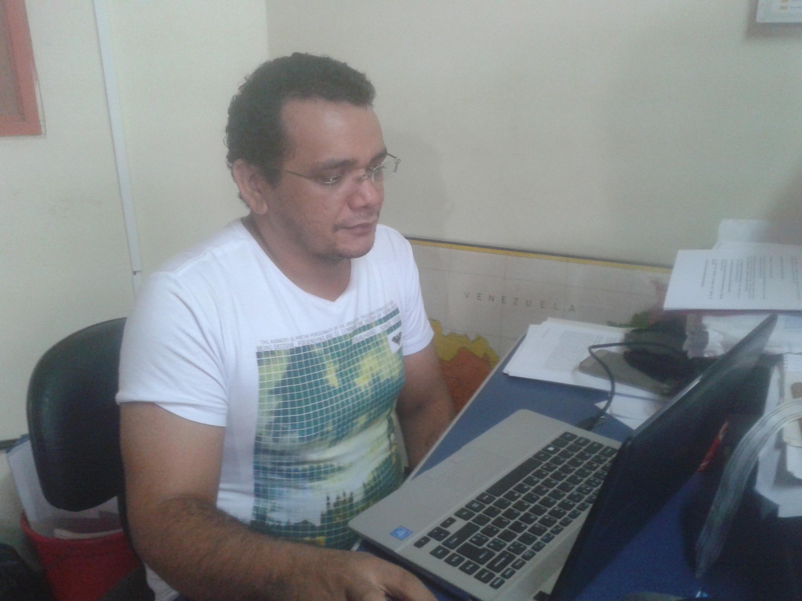 Prof. MSc. Juciel Silva Souza