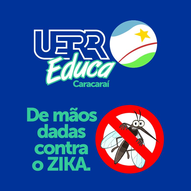 UERR Educa Ação contra o Zika