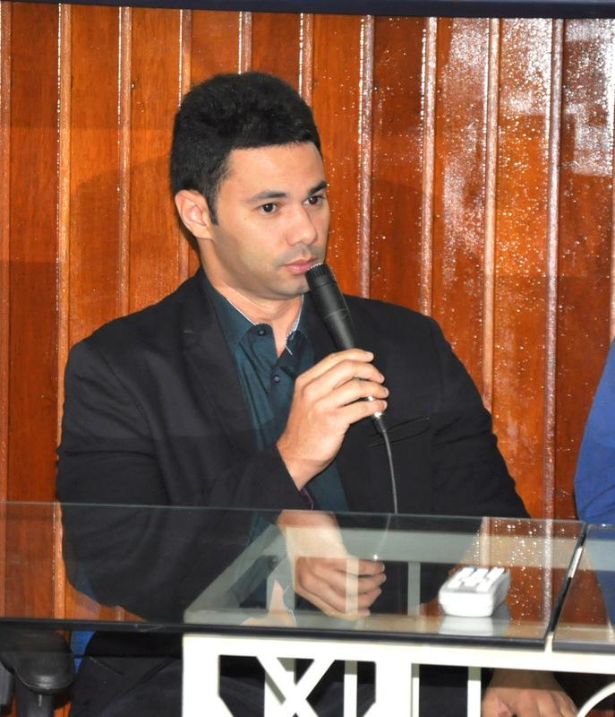 Reitor da UERR, Regys Freitas
