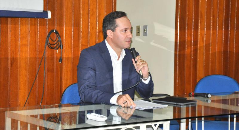 Palestrante: professor e promotor de Justiça, Márcio Rosa